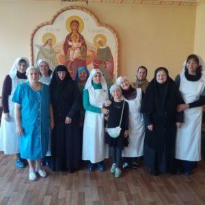 Паломническая поездка Покровского сестричества