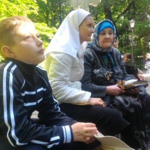 К Санкт Петербуржским святыням