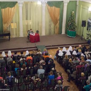 Сёстры сестричества Елизаветы и Варвары побывали на встрече с духовной дочерью митр. Антония Сурожского - Фредерикой Де Грааф