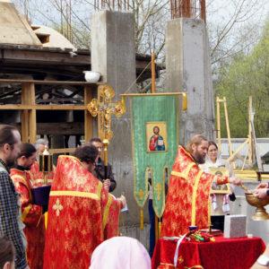 Храм Иоанна Милостивого в Южно-Приморском Парке