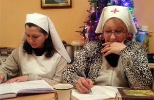 Конспект сестры милосердия: «Как научиться правильно общаться?»