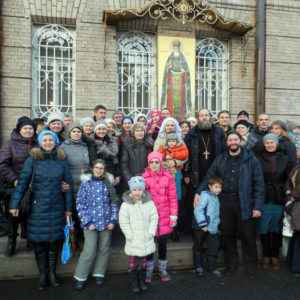 Паломничество братства трезвости  сестер Покровского сестричества к мощам Иоанна Кроншатского