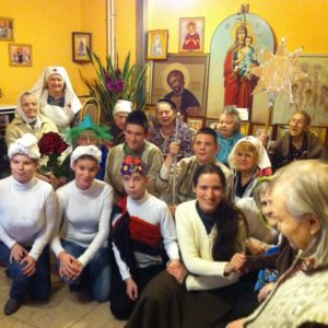 Рождество Христово в богадельне