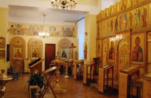 Храм Андрея Критского: престольный праздник