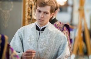 Сердечно поздравляем диакона Владислава Уличева с днем его небесного покровителя!