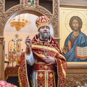 День тезоименитства протоиерея Валерии Швецова