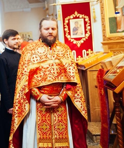 День тезоименитства протоиерея Ростислава Меркушева