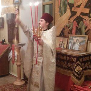 День ангела протоиерея Георгия Разанецкого