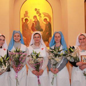 5 лет Покровскому Сестричеству