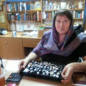 Памяти Маргариты Чибышевой