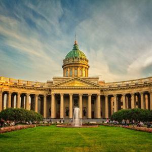 Собор Санкт Петербургских святых