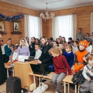 Набор в воскресную школу. Приглашаем детей и взрослых!
