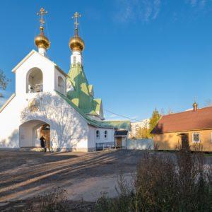 Престольный праздник в храме свт. Иоанна Милостивого