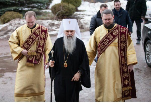 Анонс. Архиерейская литургия в храме свт. Иоанна Милостивого