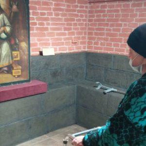 Насельницы Покровской богадельни в сопровождении сестер милосердия совершили паломническую поездку