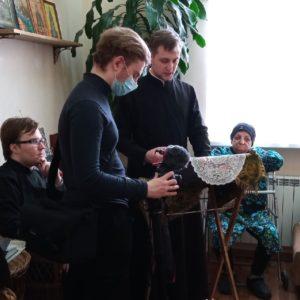 Проект СПбДА «Школа любви  в Покровской богадельне: разговор о молитве прп. Ефрема Сирина
