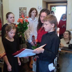 День Победы в Покровской богадельне