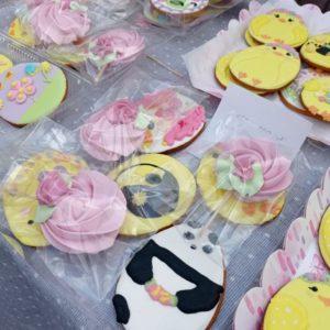Благодарим всех участников Пасхальной благотворительной ярмарки
