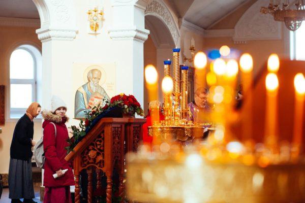 Храм святителя Иоанна Милостивого приглашает помощников