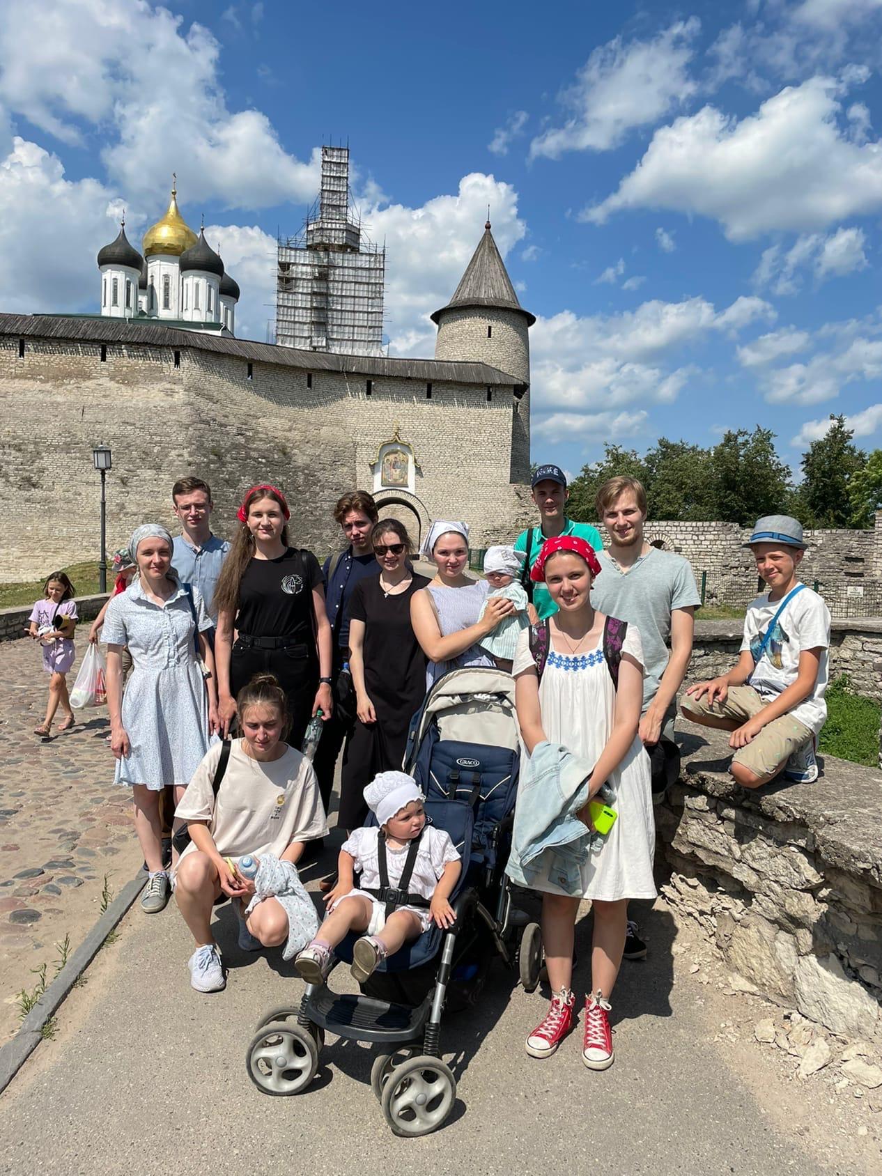 В день памяти прп. Сергия Радонежского впервые состоялся День Сергиево
